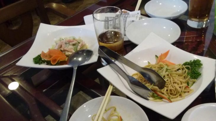 ダイログ グルメ情報 岡山市大元駅徒歩10分 中国料理大福園(おおふくえん) 本格中華をリーズナブルに食べれます。何でもうまい。ランチはご飯のおかわり自由です。上海蟹の予約を受付中