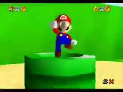 マリオは☆Yahoo!(マリオのグルメレース) _ Super Mario 64 Yahoo! Remix [REUPLOAD].mp4